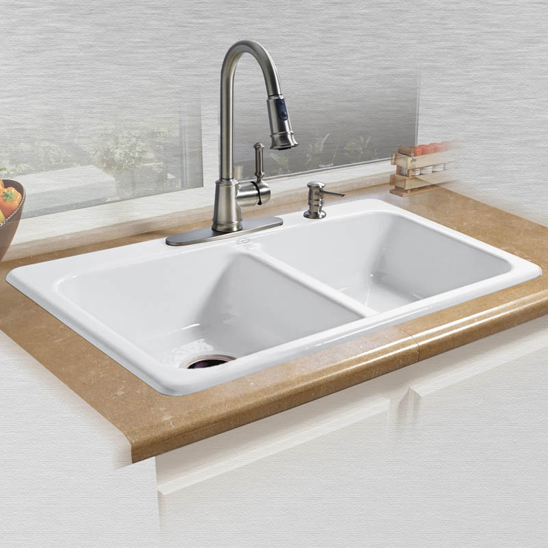 Drop-In Kitchen Sinks