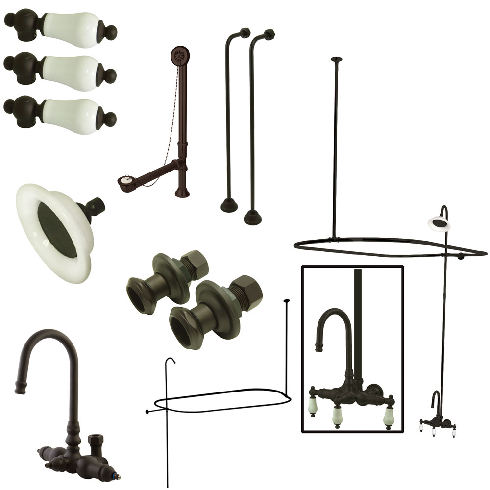 Tub Faucet Packages