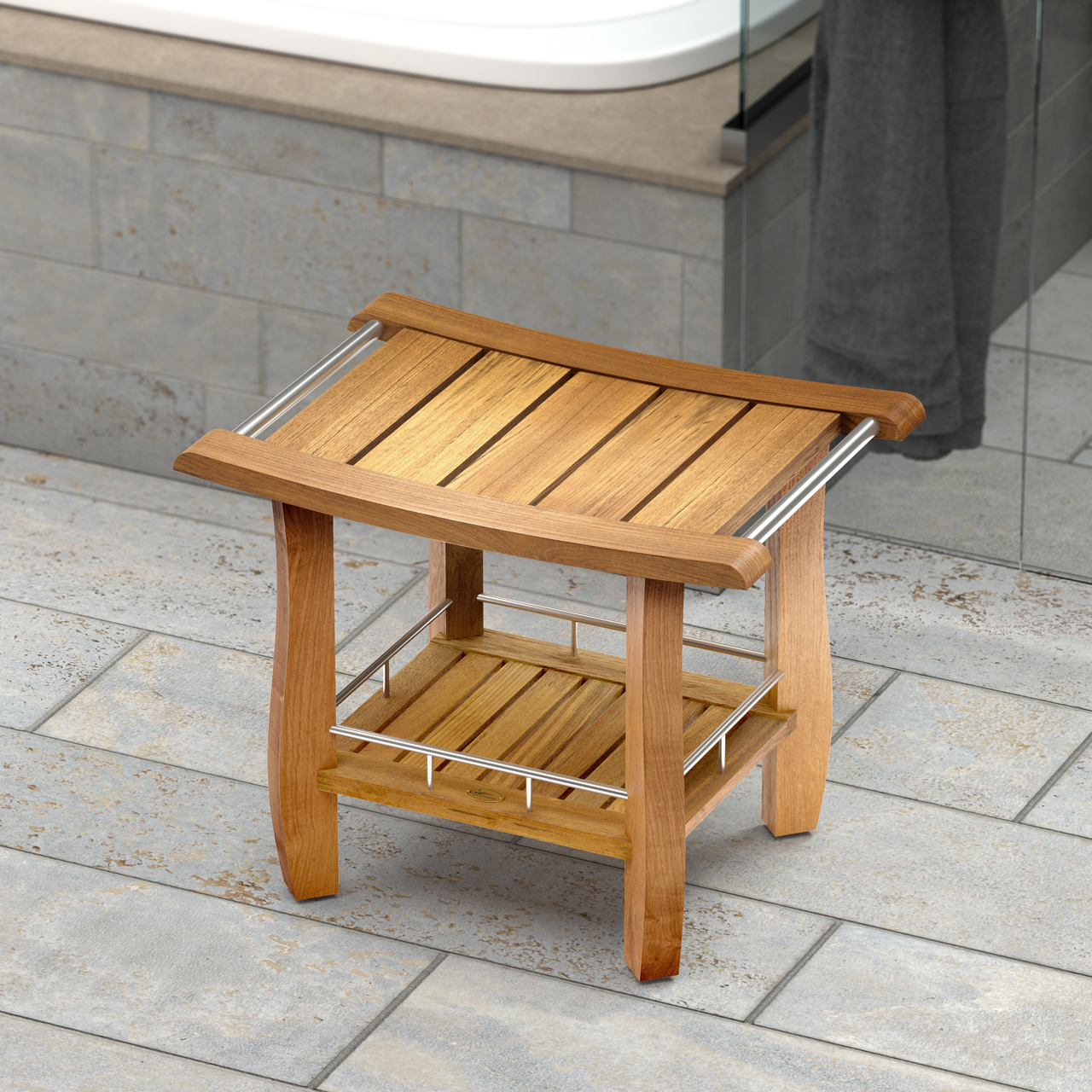 Bathroom Stools & Benches