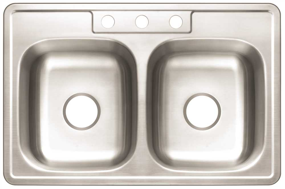 Stainless Steel Drop-in Sinks