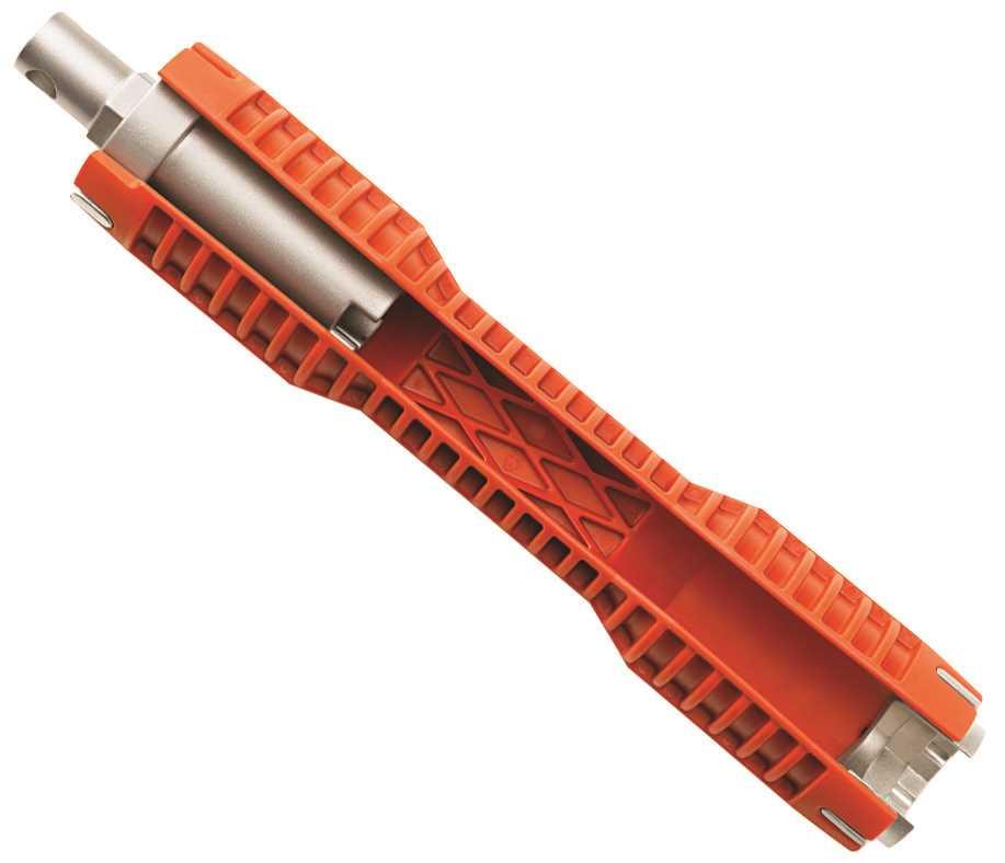 Ridgid Basin Wrench For Plastic Nut