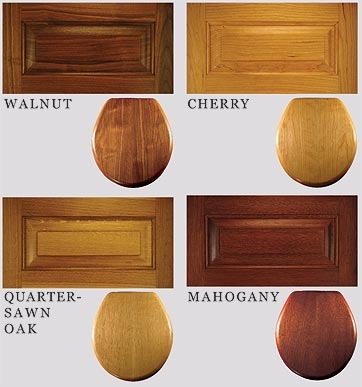 Phenomenal Standard Round Hardwood Toilet Seat Standard Andrewgaddart Wooden Chair Designs For Living Room Andrewgaddartcom