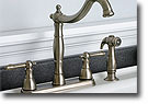 Charlestown  Widespread Kitchen Faucet