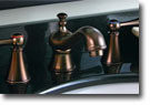 Sonoma Widespread Lavatory Faucet