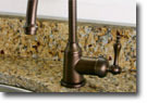 Wellington Kitchen Faucet - Single Side Handle