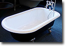 SOLD! Original American Standard Clawfoot Bathtub, New Faucet and Trim Kit