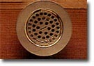 Flat Top Sink Strainer