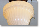 SOLD! Original Acorn Ceiling Light Fixture - FREE SHIPPING!