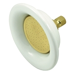 Porcelain Shower Head