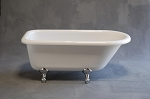 Tradition 5 foot Acrylic Tub, Non-drilled
