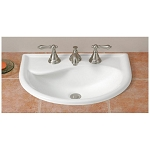 Calypso Drop-In Basin Sink