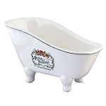 8″ Slipper Clawfoot Bath Tub Decorative Soap Dish