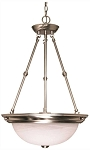 MONUMENT® PENDANT, BRUSHED NICKEL