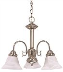 MONUMENT TRANSITIONAL CHANDELIER