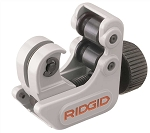 RIDGID MIDGET TUBE CUTTER, 1/4 IN. TO 1-1/8 IN.