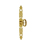 Cabinet Door Pull, Key Style, Small