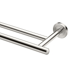 Latitude-2 Double Towel Bar