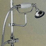 Hand Held Shower Conversion for Riser