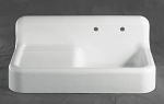 42 inch Single Drainboard Farmhouse Sink
