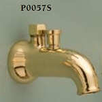 Tub Spout w/ Diverter