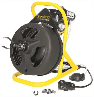 SPEEDWAY DRAIN CLEANING MACHINE 3/8 IN. X 75 FT.
