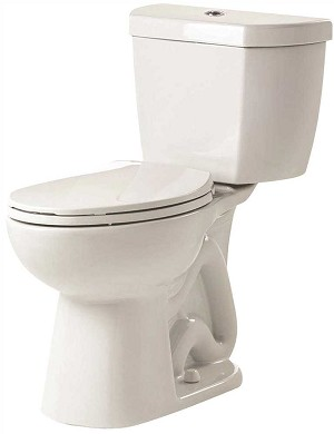 STEALTH ELONGATED COMPLETE TOILET