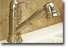 Wellington Pull-out Kitchen Faucet
