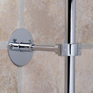 Shower Riser Holder / Brace