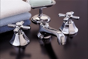 Mississippi Widespread Lavatory Faucet