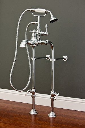 Thermostatic Faucet and Supply Set