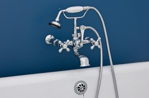 Wall Mount British Telephone Faucet