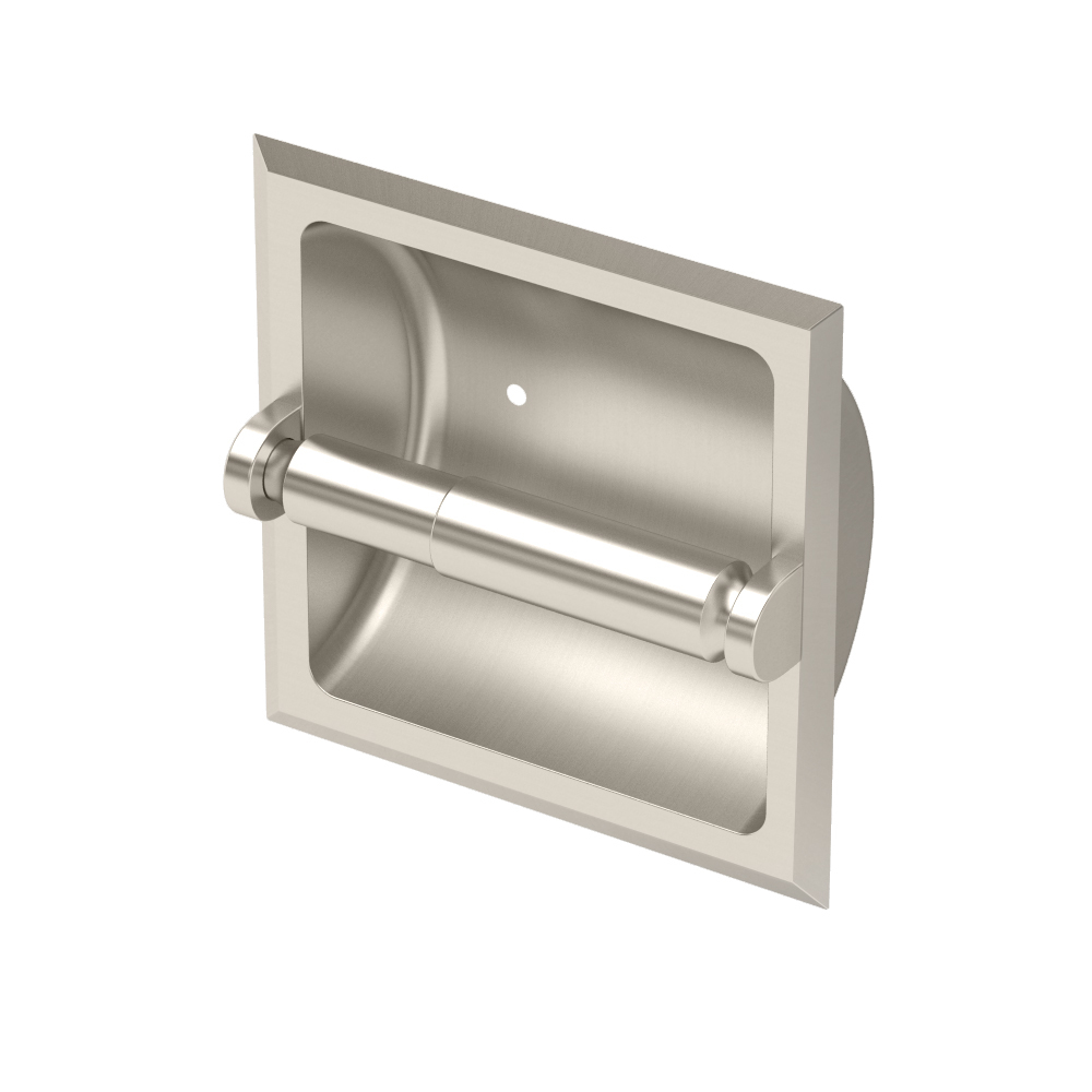 Recessed Toilet Paper Holders