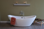 The Placid 75 Inch Acrylic Tub