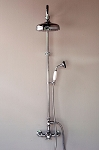 Thermostatic Shower Set with Multi Function Diverter & Handheld Shower