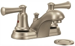 Capstone Bathroom Faucet (Brushed Nickel)