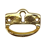 Finger Pull, Keyhole Cover, Arts and Crafts