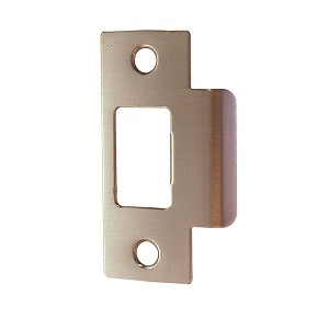 T Strike Door Latch Plate