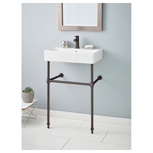 Nuo Console Lavatory Sink