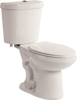 Dual Flush ALL-IN-ONE Elongated Comfort Height Toilet