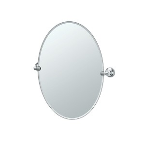 Tiara Oval Wall Mirror