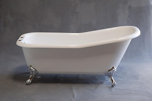 Folsom 5 1/2 foot Acrylic Slipper Tub